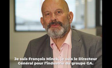 Interview de François MINCK, DG du Groupe GA Smartbuilding