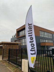 Groupe Lhotellier, constructeur, installé à Rouen en Normandie