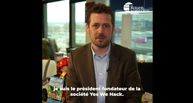 Interview de Guillaume Vassault-Houllière, CEO Yes We Hack