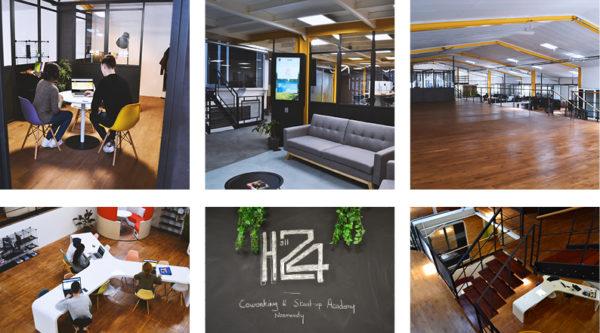 Hall 24, espace de coworking flexible à Rouen