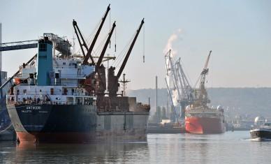 HAROPA Port de Rouen : résultats, records et perspectives