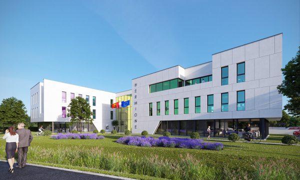Hermione : Des bureaux à louer au sein d'un programme de 2100 m², au nord de Rouen