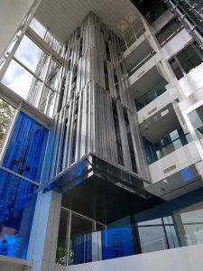 Immeuble Vista - Siège de Vinci Normandie Centre à Rouen