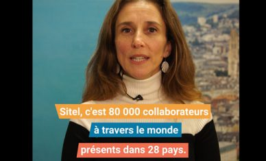 Interview Chloé Beauvallet, DG France Groupe SITEL