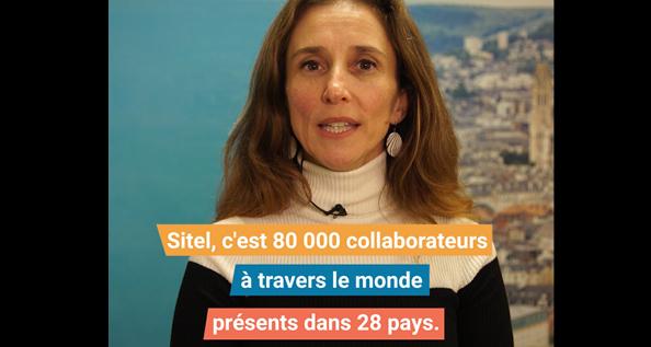 Interview Chloé Beauvallet, DG France Groupe SITEL
