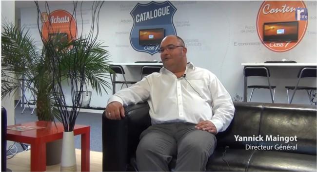 Web & Solutions – Interview Yannick MAINGOT – Madrillet TV