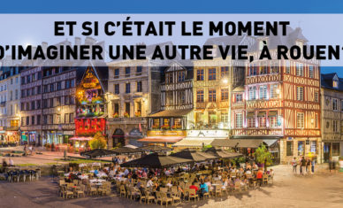 A Rouen, trouvez votre équilibre pro / perso !