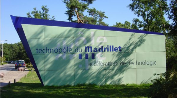 Implantations Technopôle du Madrillet