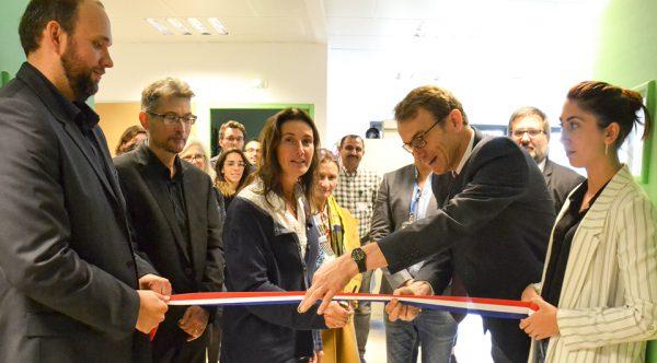 UniLaSalle : Inauguration Agro R Tech