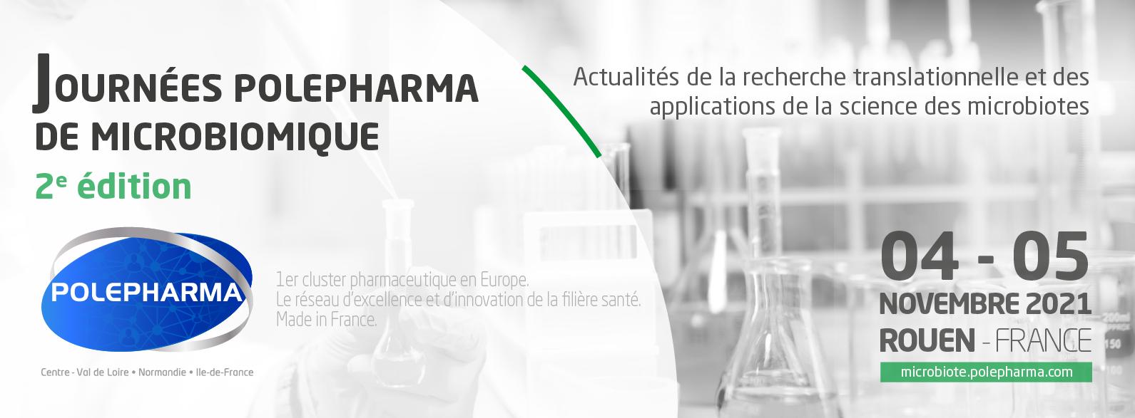 Santé : Les Journées du Microbiote Rouen 2021