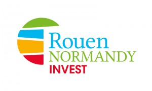LOGO ROUEN NORMANDY INVEST rvb
