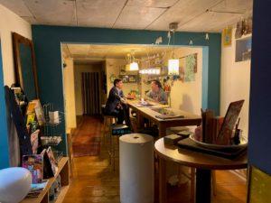 Coworking La Maison Bleue - Des espaces nomades