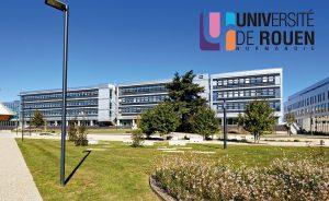 L'Université de Rouen, 6 UFR
