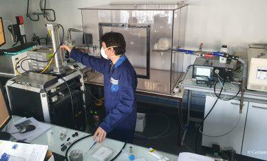 Crise sanitaire : la réponse du laboratoire rouennais Certam