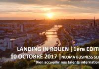 «Landing in Rouen» : pour une intégration réussie des talents internationaux sur le territoire !