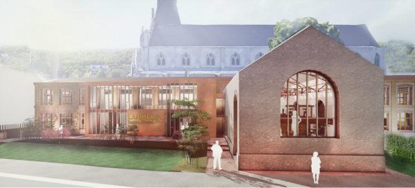 """Choississez """"Les Tissages"""" pour implanter vos bureaux au sud de Rouen !"""