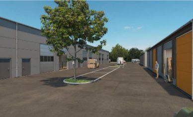Local Company : un nouveau concept de cellules d'activités et de stockage sur la Métropole Rouen Normandie