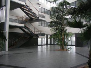 Magellan, des bureaux en open-space près de Rouen