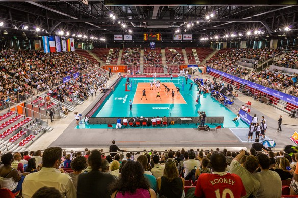 Palais des Sports Kindarena