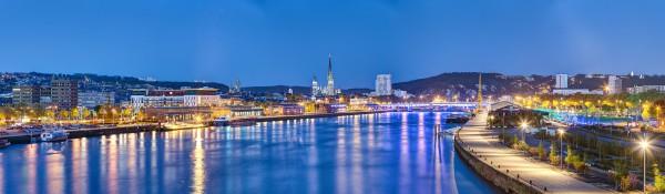 Panoramique-Rouen
