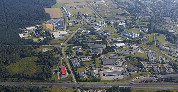 Les Portes and Pharma Park 1 & 2 Business Parks, Rouen