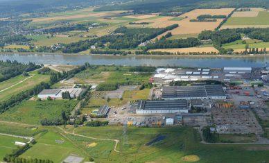 50 hectares clefs en main disponibles sur le port de Rouen