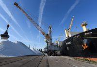 Port de Rouen : SURVEYFERT a le vent en poupe !