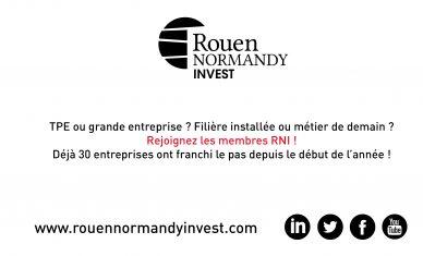 Rouen Normandy Invest : au service de ses membres