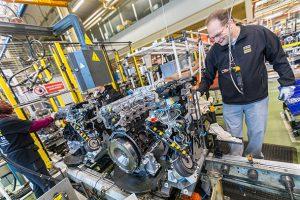 Renault Cléon, usine 4.0 ©Martin Flaux
