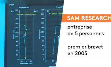 [SANTE] Sam Instruments fait évoluer son Système d'analyse posturale pour la télémédecine