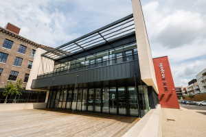 La pépinière Seine Innopolis accueille les entreprises numériques en plein coeur de la Métropole Rouen Normandie.