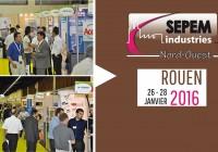 Salon SEPEM Industries : une première à Rouen