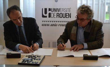 L'attractivité du territoire, un enjeu commun pour La Métropole et l'Université de Rouen Normandie
