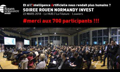 Près de 700 personnes à la soirée RNI  : « L'Intelligence Artificielle pour nous rendre plus Humain »