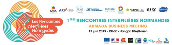 Rencontres interfilières normandes le 13 juin 2019 à l'Armada Business Club