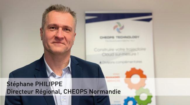 Cheops Technology : le choix d'une implantation au Nord de Rouen