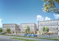 « Sunny », le futur siège régional d'Axa France se construit à Isneauville