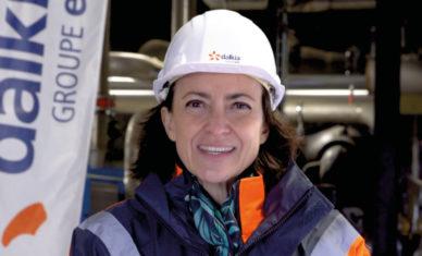 Dalkia : une nouvelle chaufferie biomasse à Rouen