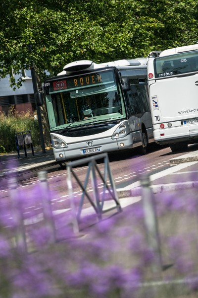 Réseau Metrobus Rouen