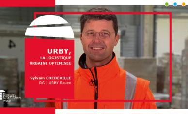 Urby, la logistique urbaine optimisée