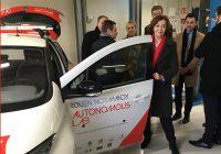 La voiture autonome circulera bientôt sur le territoire métropolitain : bluffant !