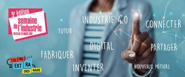 Visites Sanofi - Semaine de l'Industrie 2019