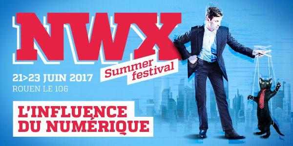 NWX Summer Festival 2017 à Rouen