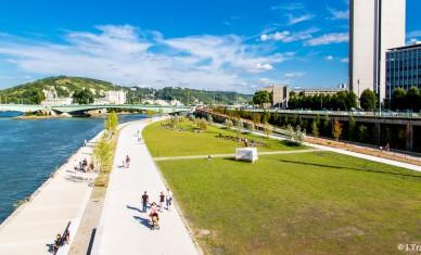 Quais bas rive-gauche de Rouen : c'est (re)parti !