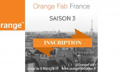 Orange présente son accélérateur de start-up : Orange Fab France