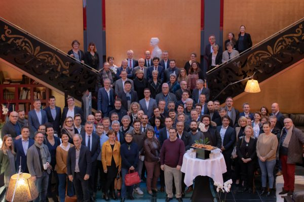 Membres RNI lors des voeux 2020 ©JulienTragin