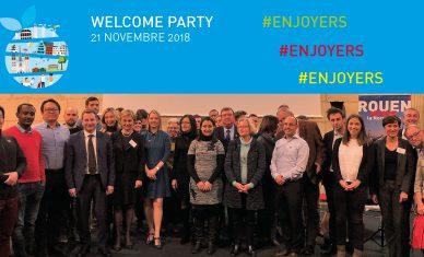 Une «Welcome Party» pour les nouveaux talents professionnels à Rouen