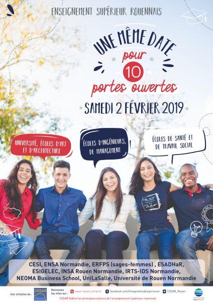 portes-ouvertes-etablissements-enseignement-superieur-rouen-2019