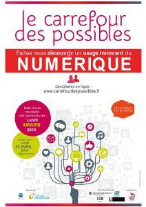 Candidatez pour le Carrefour des Possibles 2019 à Rouen