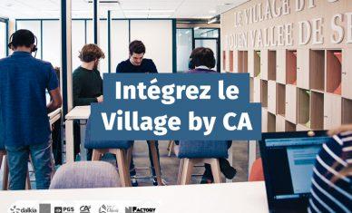 Village by CA : nouvel appel à candidatures